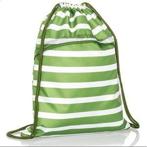 NEW Striped Cinch Sack